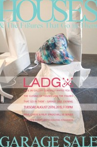 LADG Garage Sale Closing Evening_JainJai Invite